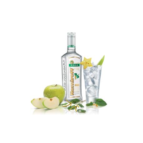 Vodka Nemiroff au jus de bouleau 40% 0.7L