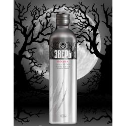Vodka Zver 40% 0.5L