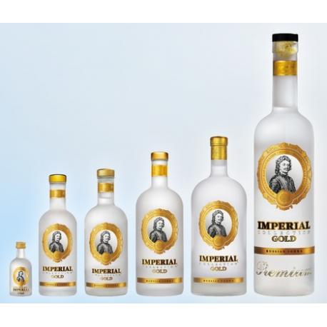 Vodka Impériale Gold (Tsarskaya) 40% 0,5L