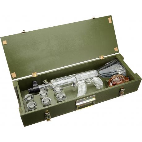 Vodka Kalashnikov Red Army 40% 1.2L