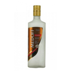 Vodka Medoff Gold 40% 0.5L